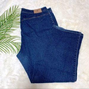{ Vintage } Lauren Ralph Lauren Cropped Jeans 16